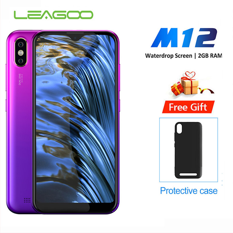 LEAGOO M12 Android 9.0 19:9 5.7