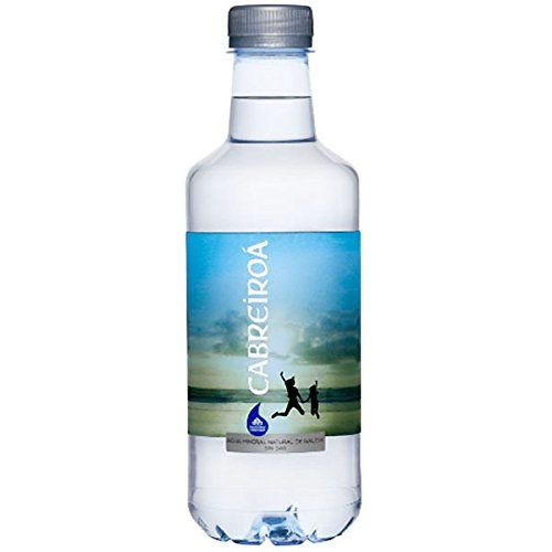 CABREIROA BOTTLE PLASTIC X1 500ML MINERAL WATER NON FLAVOURED