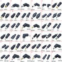 1Pcs Gemeinsame DC Strom männlich zu weiblich 6.0*3,0/5.0*3,0/5.5*2,1/ 5.5*2.5/usb zu 5.5*2,1 stecker Konverter Laptop Adapter stecker