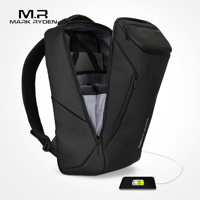 Mark Ryden Water proof Anti-thief – Men Backpack – 15.6  inch Laptop Bag