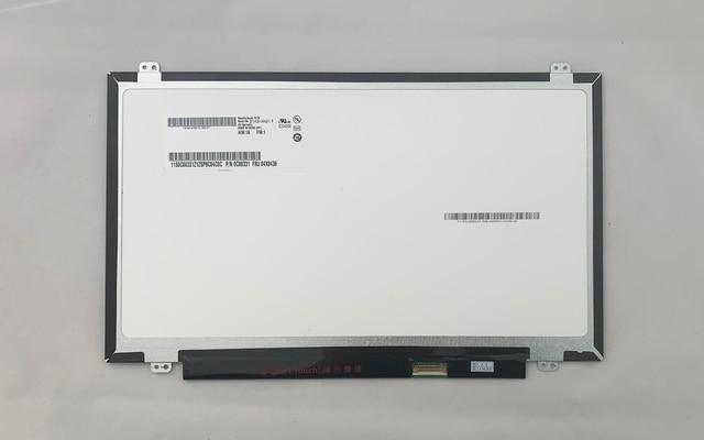 04X0436 B140HAN01.2 per thinkpad T440S Lenovo 14.0 LCD Del Computer Portatile Display A LED FHD 1920*1080 AUO Marca Pannello IPS 30pin eDP 72% Colori