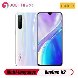 Перейти на Алиэкспресс и купить original oppo realme x2 mobile phone snapdragon730g 6.4 inch super amoled screen 6gb 64gb camera 64.0mp four shot nfc smartphone