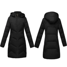Winter Woman Coats 2019 INS Fashion Cotton-padded Coats Plus
