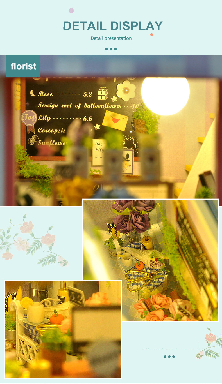 H19e110e53d5f4c96a82d25d9cf6acb98G - Robotime - DIY Models, DIY Miniature Houses, 3d Wooden Puzzle