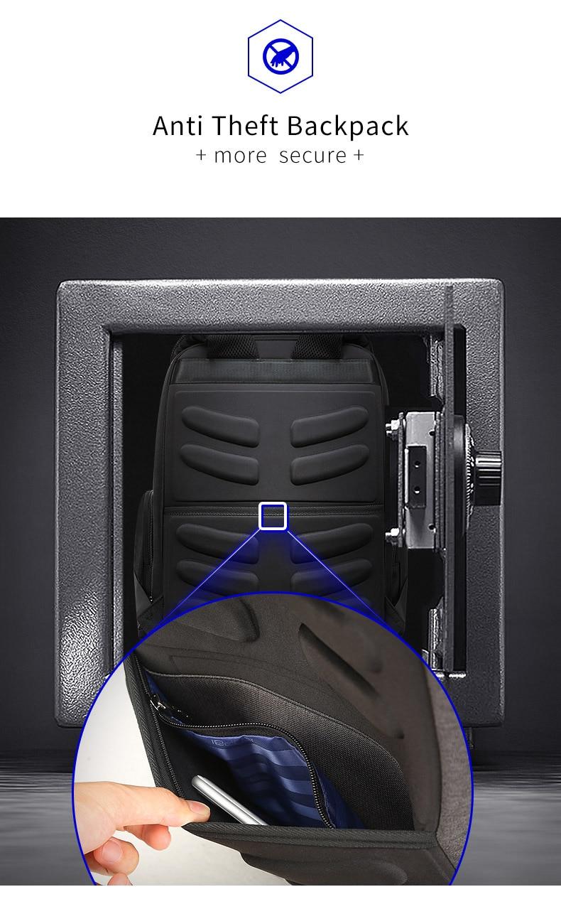 capacidade 15.6 Polegada computador portátil saco multifuncional