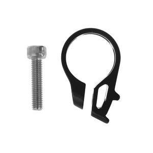 Bicycle Trigger Clamp With Screw Aluminum Alloy Fixed Ring Bike Parts For SRAM