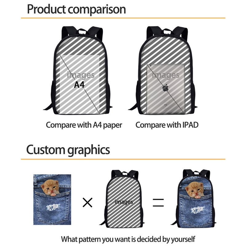 04 customized function bagpack