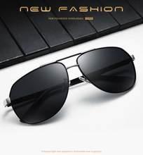 Новинка 2020 Классические солнцезащитные очки для мужчин вождения
