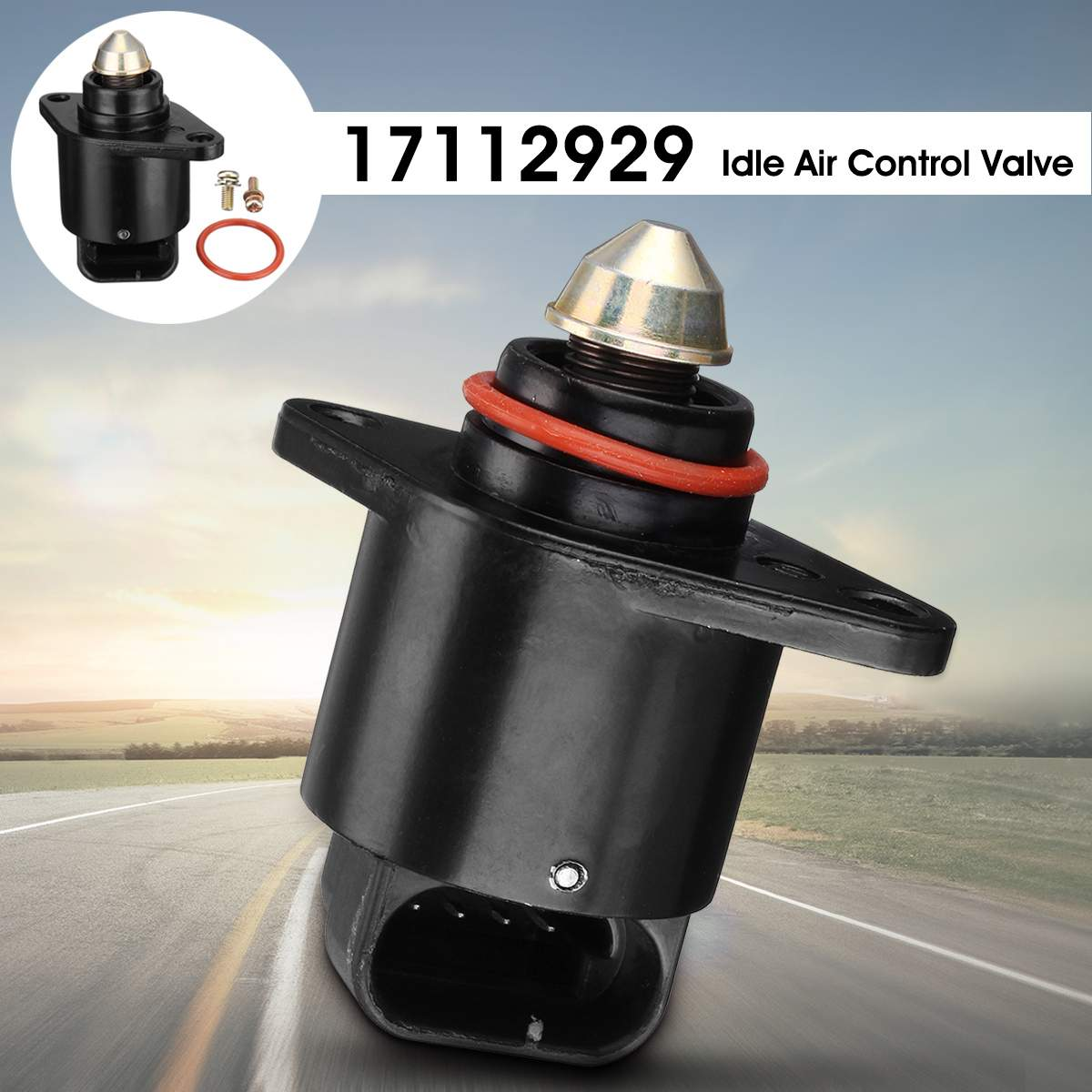 Idle Air Control Valve For Buick For Chevrolet For Pontiac For Oldsmobile 3.8L AC27 2H1039 217422,17112478,17112479,17112649