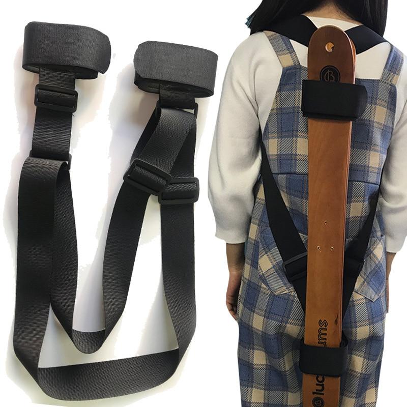 Ski Bandage Cloth Velcro Hand Shoulder Strap Skis Fixing Band Bound Binding Belt Self Adhesive Tape Shoulder