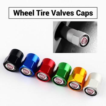 Tapón de válvula de neumático para coche piezas de automóviles para Fiat...
