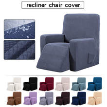 Waterproof Elastic Recliner Chair Cover All-inclusive Massage Sofa Couch Cover стоимость