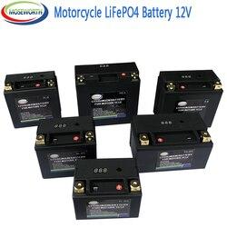 Motorfiets Batterij 12V LiFePO4 Lithium Fosfaat Ionen Met Bms Voltage Bescherming Voor Bmw, Halley, Augusta, ktm, Honda, Suzuki, Yamaha