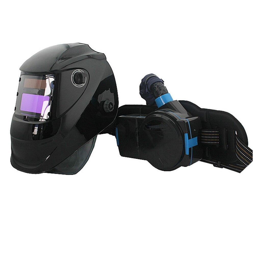 En379 P3 classe usine offre casque de soudage avec ventilation