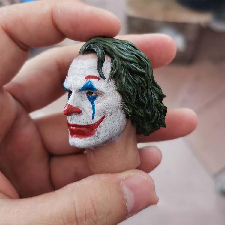 MTOYS MS008 1//6 The Clown Joker Figure Set  Jacques Suit Edition Makeup Head