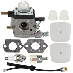 Carburetor with Air Filter Repower Kit for 2-Cycle Mantis 7222 7222E 7222M 7225 7230 7234 7240 7920 7924 Tiller/Cultivator(China)