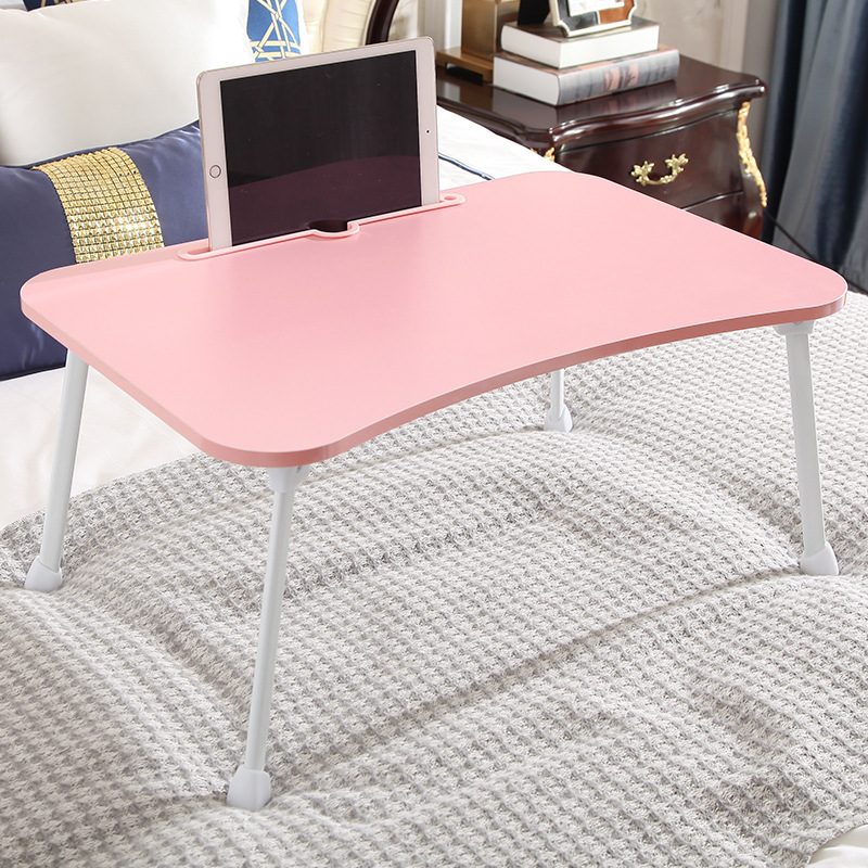 Simplicity Household Laptop Table Bed Desk College Student Dormitory Upper Berth Mini Cute Folding Small Table