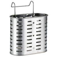 Stainless Steel Hanging Chopsticks/Spoon/Fork/Knife Drain Basket Cutlery Hanging Vertical Storage Drainer|Racks & Holders| |  -