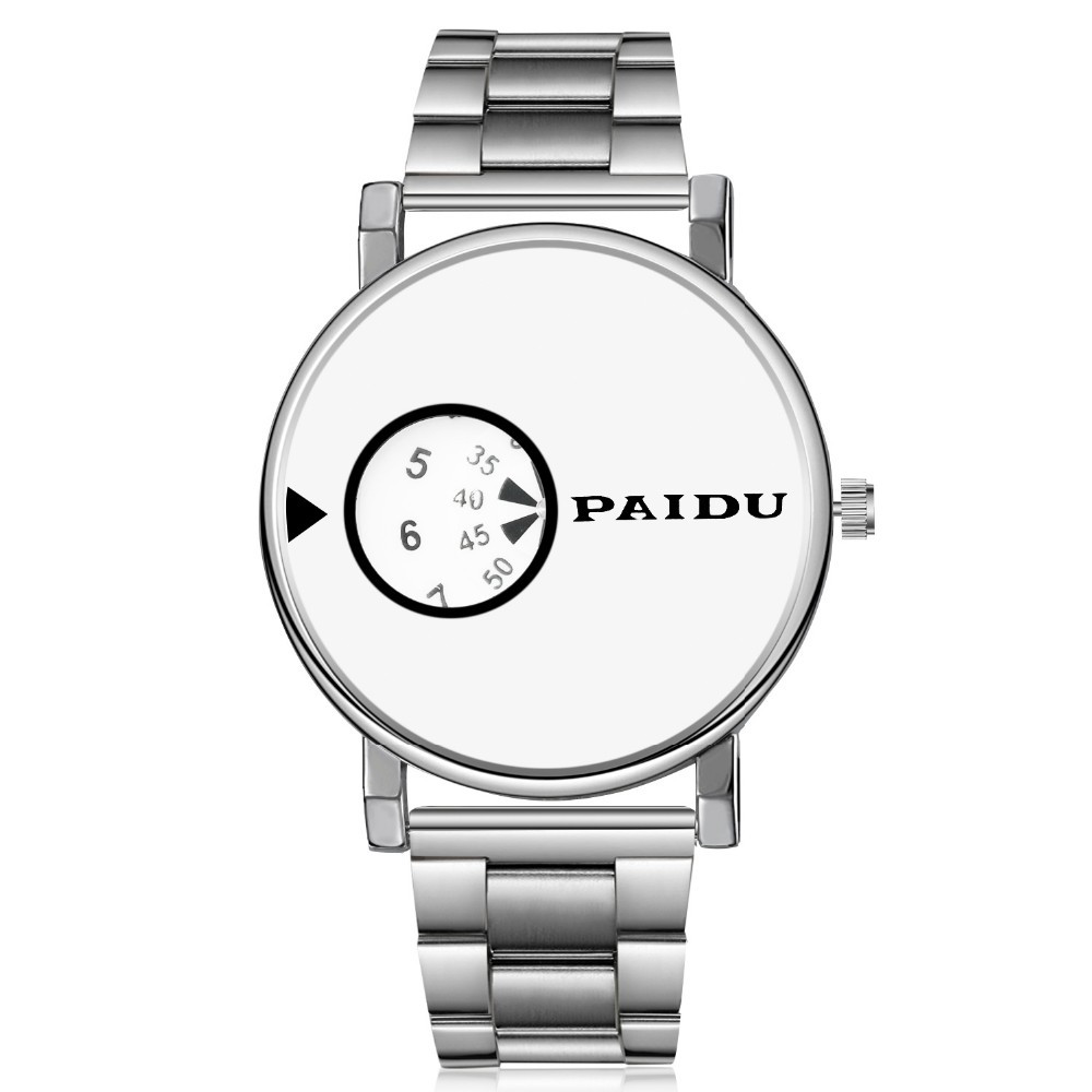 Paidu Men Watches Fashion Creative Watches Mens Watches Quartz Stainless Steel Men's Watches 2019 reloj hombre relogio masculino|Quartz Watches| |  - title=