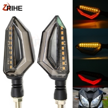 Universal Motorcycle Turn Signal Lights Motorbike Indicator Blinker Flasher For Suzuki DRZ 400 S/SM RMX 250S RM 125/250 RM 85 possbay chrome black aluminum alloy motorcycle turn signals motorbike flasher indicator lights universal fit for yamaha suzuki