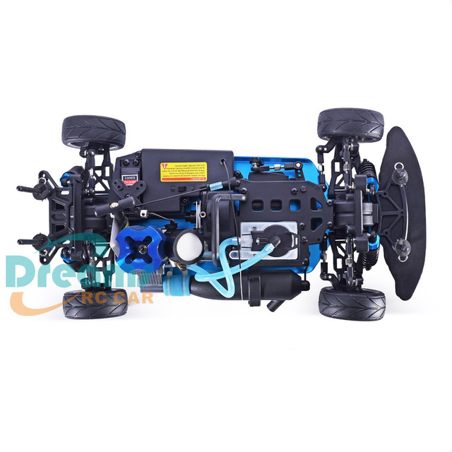 HSP RC Car 4wd 1:10 On Road Racing Two Speed Drift Vehicle Toys 4x4 Nitro Gas Power High Speed Hobby Remote Control Car 5