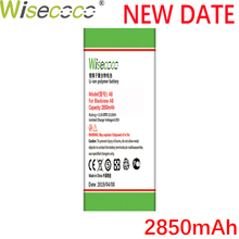 Wisecoco 2850mAh A8 For Blackview A 8 Pro Phone in stock Latest Production High Quality Battery+Tracking Number+Free shipping
