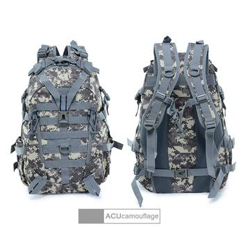 Picnic Hunting Mountaineering Backpack Cycling Bag Field Survival BL075 25L Oxford 900D Encryption Waist Tactical Backpack 2