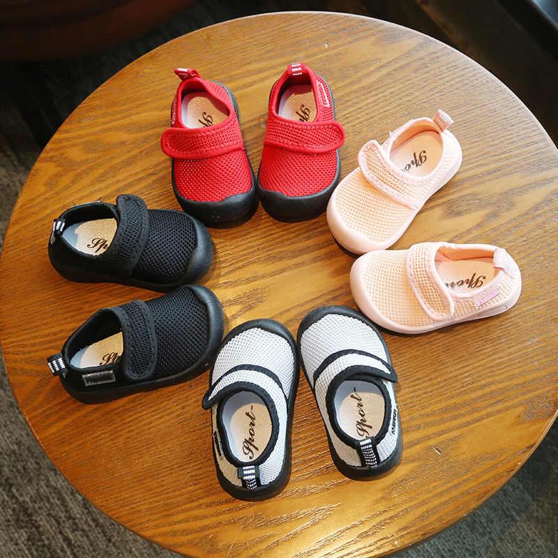 Tenis spor ayakkabılar çocuk ayakkabı tenis infantil çocuk nefes açık rahat ayakkabılar daireler erkek kız