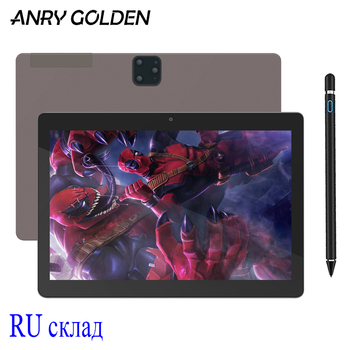 ANRY 10 inch Tablets Games Graphics Drawing Core Android 8.1 2GB RAM 32GB ROM 4G LTE Phone Dual SIM Google Play 10.1'' Tablet PC