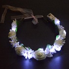 White Wedding LED Fl...