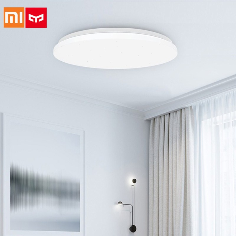 Yeelight YILAI YlXD05Yl 480 Simple Round LED Smart Ceiling Light For Home Smart APP Control Surrounding Ambient Lighting