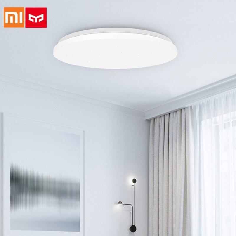 Yeelight YILAI YlXD05Yl 480 plafonnier intelligent Simple LED ronde pour la maison APP intelligente contrôle entourant l'éclairage ambiant