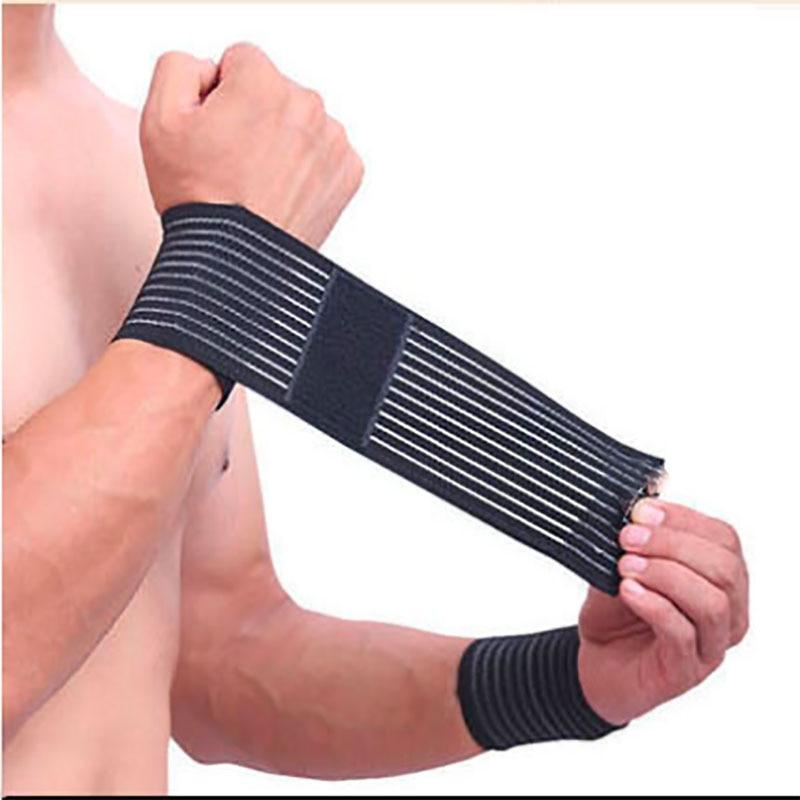 Wrist Knee Protective Bandage Muscle Relieve Pain Gear Elastic Outdoor Sports Elastic Injury Waterproof Self Adhesive Tape
