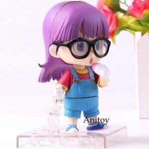 Image 4 - Estatueta dos desenhos animados dr. queda arale norimaki dr. queda arale q versão 900 figura de ação coleção modelo brinquedo