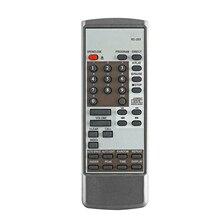 Novo controle remoto RC 253 para denon dvd player controlador dcd2800 1015 cd dcd7.5 s dcd790