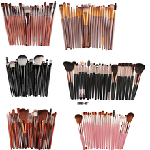 20/22/24 pcs Makeup Brush Set tools Make-up Kit Wool Brand Make Up Cosmetic brush Top Quality!!!