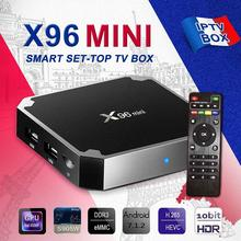 X96mini Android 9.0 Media Player Set Top Box 1+8G/1+16G Smart Set-Top T