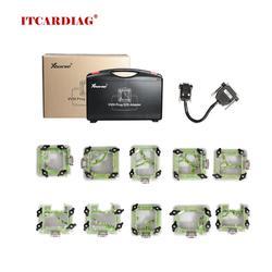 Xhorse VVDI PROG For BENZ EZS EIS Adapters For W164/W169/W203/W209/W211/W215/W220/W230/W639/SPRINTER 10pcs/set