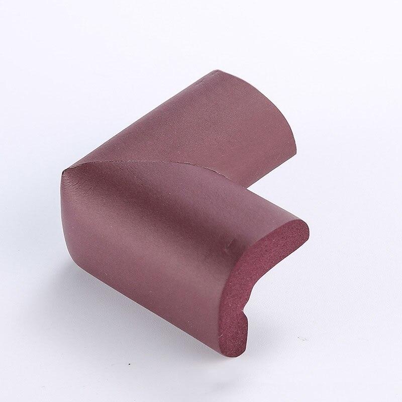 High Quality 4 Pcs/Set Baby Safe Desk Table Corner Security Cushion Anti-crash Soft Protector