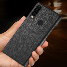 עור טלפון מקרה עבור Huawei Honor 30 30S X10 20 20i 10 10i 9 8 לייט 9X 8X מקסימום 7X 7A V30 פרו V20 V10 ליצ י מרקם חזרה כיסוי