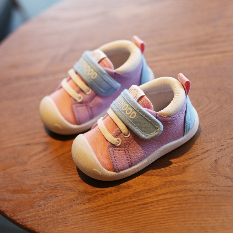 Soft Bottom Breathable Canvas Shoes   3
