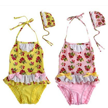 Special Offer KID'S Swimwear Korean-style Bathing Suit New Style Swimwear Girls Baby Siamese Swimsuit