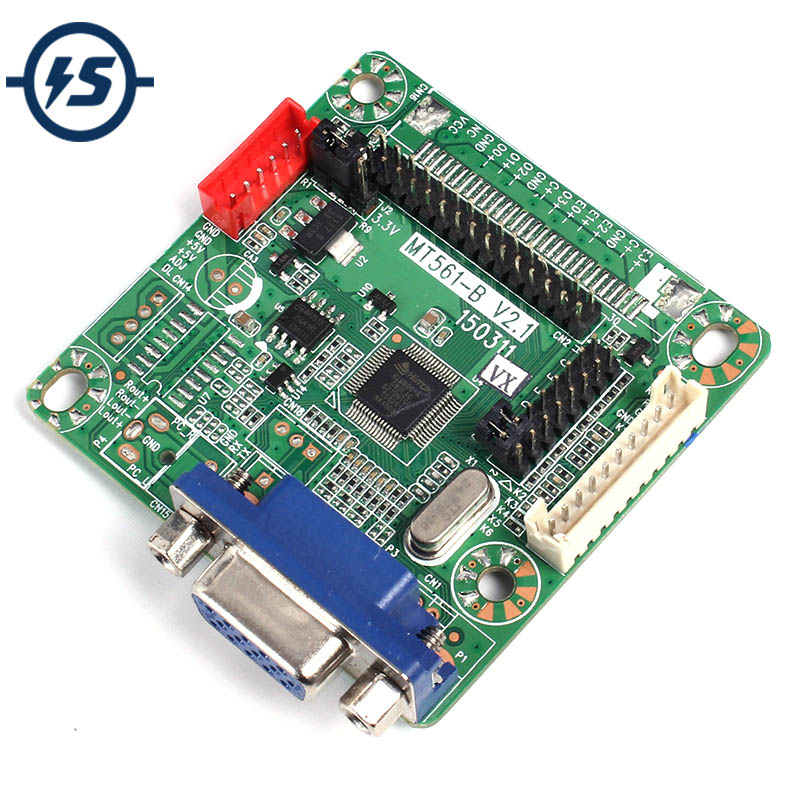 LCD Driver Controller Board MT6820 5V Support 8-42