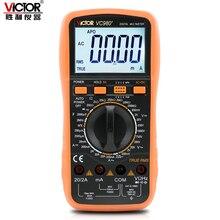 цена на Digital multimeter VC980 + high-precision digital multimeter with AC true RMS