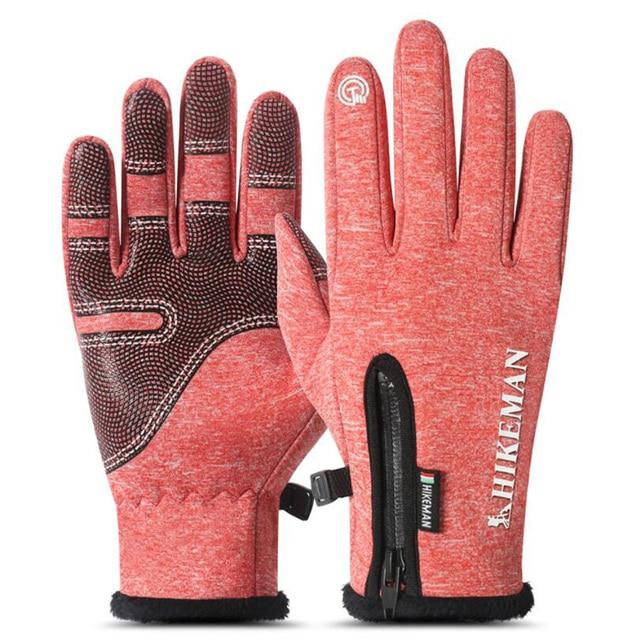 Men & Women Waterproof Winter or Year Around Gloves 4