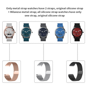Image 5 - レノボスマート腕時計 x スポーツ版 BT5.0 発光ポインタスマートウォッチ oled スクリーン二重層シリコーンストラップ腕時計