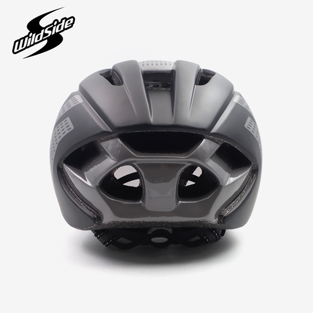 Aero capacete tt tempo julgamento ciclismo capacete para homens mulheres óculos de corrida de estrada da bicicleta capacete com lente casco ciclismo equipamentos 5