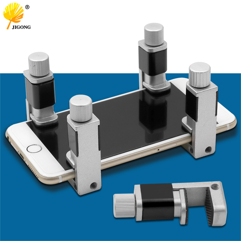 1pc Mobile Phone Screen Clip Tablet Fixed Clip Balance Clip Pressure Screen Clip Screen Fixing Device