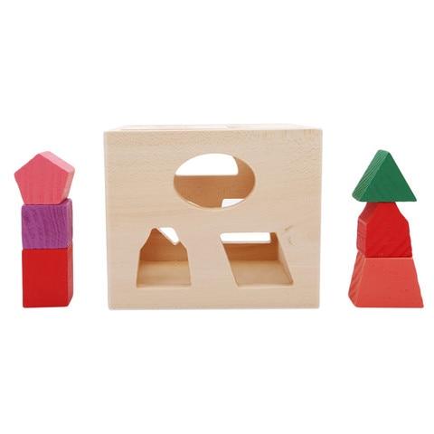 digital criancas bloco de construcao forma correspondencia puzzle brinquedo