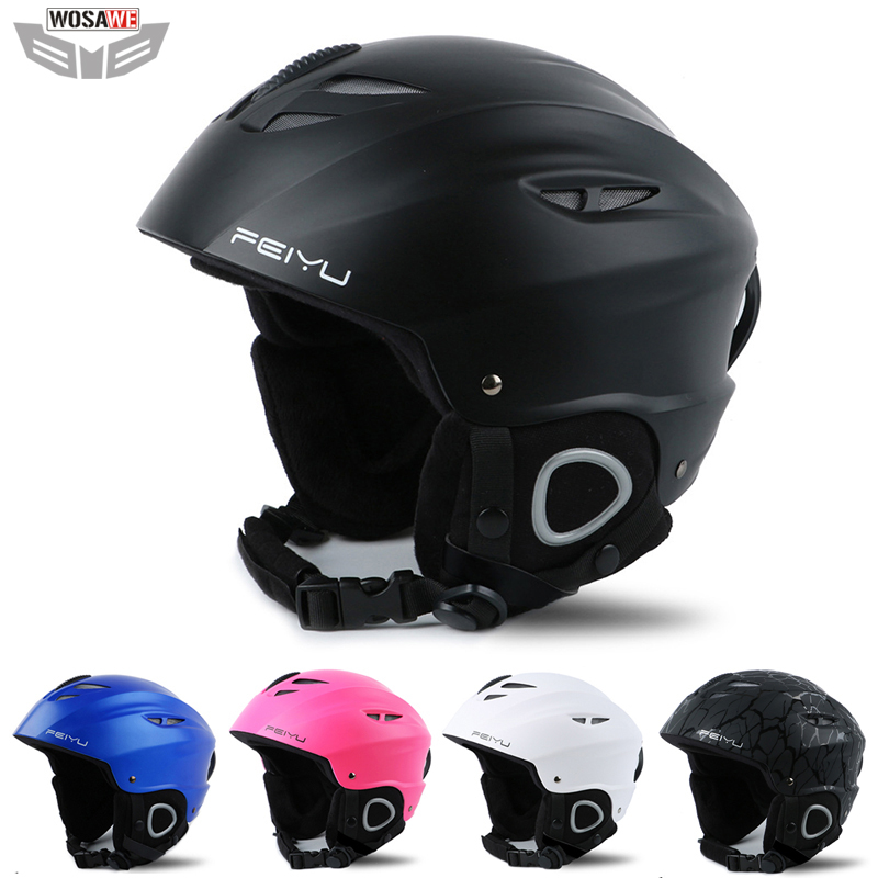 WOSAWE motos casque ski snowboard cyclisme sports de plein air casque de protection motocross course tête protection équipement